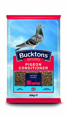 Bucktons Pigeon Conditioner Feed Pigeon Food 20kg