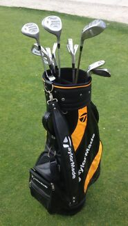 Golf clubs and bag good condition not negotiable Bundoora Banyule Area Preview