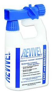 REVIVE! Swimming Pool Phosphate & Algae Remover Chemical For Pools - 32 oz