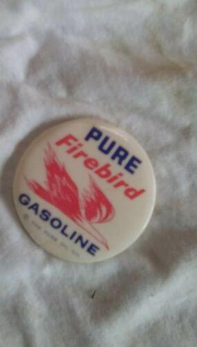 Pure Oil  Firebird pin Mason City, Iowa