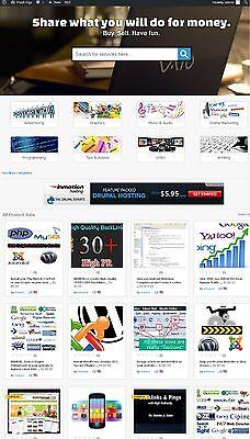 Micro Jobs Website