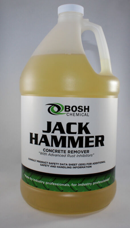 Jack Hammer Concrete Remover | 1 Gallon
