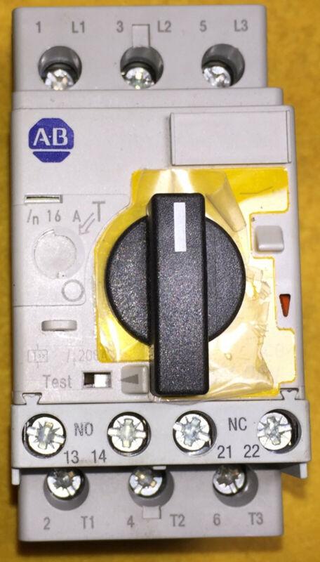Allen Bradley 140M-D8N-C16 manual motor control en iec 60947-1-2 140m-c-afa11