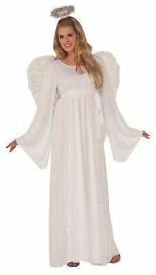 White Angel Adult Womens Costume NEW PLUS Size Christmas
