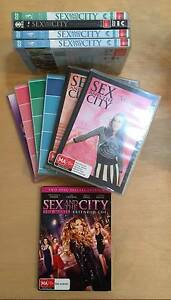 Sex And The City Season 1-6 And Movie Melville Melville Area Preview