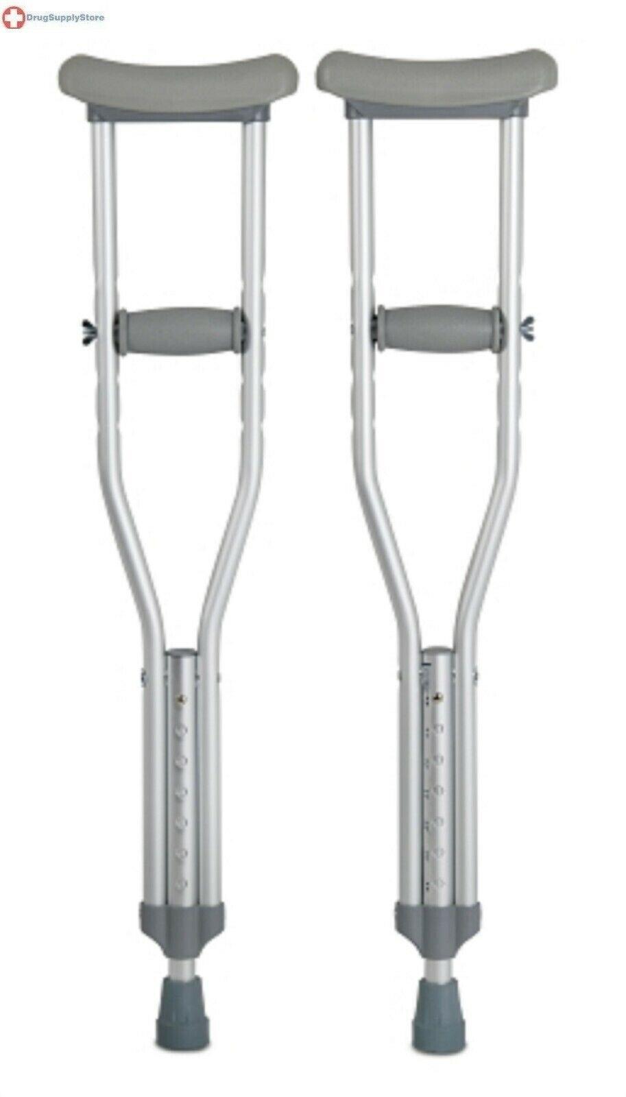 MCKDS Underarm Crutch McKesson Aluminum Child 350 lbs.