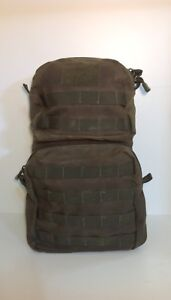 MOLLE PAINTBALL BAG (Olive Green)