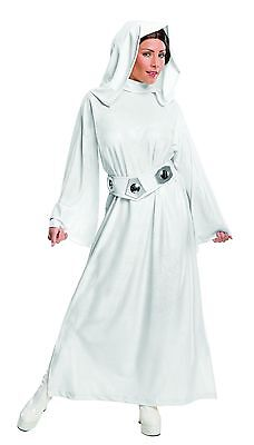 Rubies Prinzessin Leia mit Kapuze Star Wars Erwachsene Damen Halloween - Damen Prinzessin Leia Kostüm
