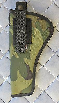 Camo Belt Holster For Ruger Gp100, Security 6 6 Barrel