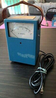 Coaxial Dynamics Directional Rf Wattmeter 50 Ohms Model 88952-a