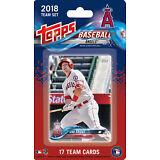 Anaheim Angels 2018 Topps Factory Sealed Team Set Shohei Otani Rookie Card plus