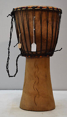 Used, African Drum Djembe Wood West Africa Celebration Dancing Djembe Drum for sale  Shipping to Nigeria