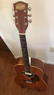 National 1155/ Gibson J50