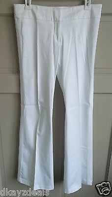 Miss Shop White Pants Size 10 Great Condition Made in Australia (Shops For Sale In Australia)