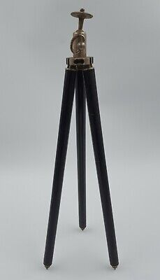 VINTAGE CAMERA TELESCOPING TRIPOD BY MEI GERMANY 53 INCH MAX