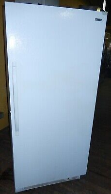 UPRIGHT FREEZER by KENMORE ~ model 253.28042805 ~ VERY LIGHTLY USED!