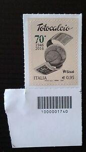 2016-ITALIA-ITALY-REPUBBLICA-MNH-CODICE-A-BARRE-1740-TOTOCALCIO-TIR-600-000