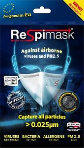 NEW-Face-Mask-size-L-10-pcs-protects-from-Viruses-Dust-Allergens-Mould-Flu-Cold