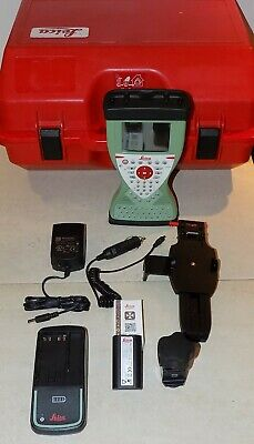 Leica Cs15 Controller For Total Station Gps Free Shipping Worldwide