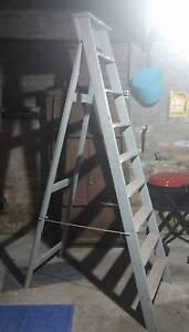 2.25 excellent condition solid wooden ladder.. Ballarat Central Ballarat City Preview
