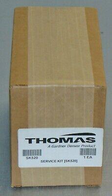 New Thomas Gardner Sk520 Compressor Service Kit