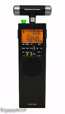 County Comm GP-5/SSB Handheld AM FM SW Radio Receiver DSP RECEPTION IN YOUR HAND