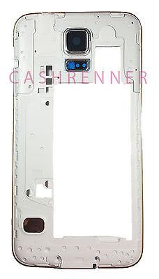 Mittel Rahmen Gehäuse N Middle Frame Housing Cover Bezel Samsung Galaxy S5 G900f Bezel Frame Cover