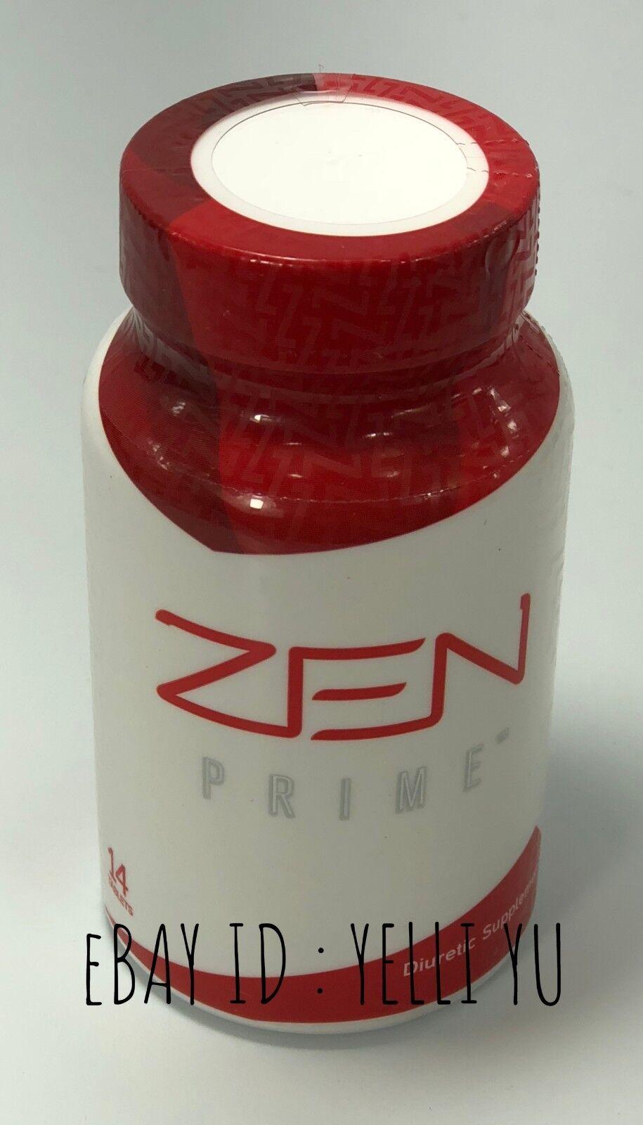 JEUNESSE ZEN PRIME™ - DIURETIC Supplement 14 tablets - DETOX Phase - 04/2020
