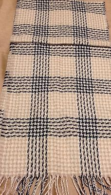Man Fashion Geometric Pattern Comfortable Scarf