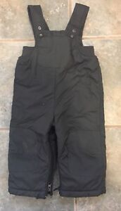 Size 12 month snow pants