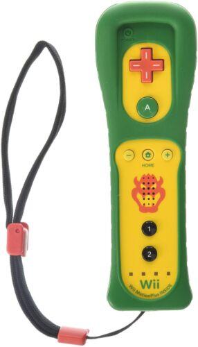 Nintendo Wii Remote Plus for Nintendo Wii U Bowser RVLAPNYD