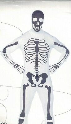 Skeleton Skin Suit (SKELETON SKIN SUIT WHITE)
