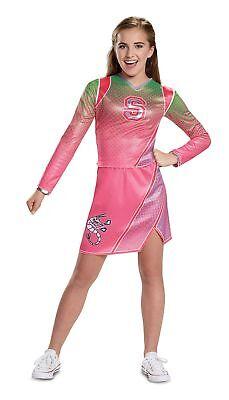 Z-O-M-B-I-E-S Classic Addison Cheerleader Costume For Kids - Cheerleading Costumes For Teens