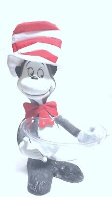 Spirit Dr. Seuss Cat in the Hat Greeter Halloween Prop Decor Rare With Box