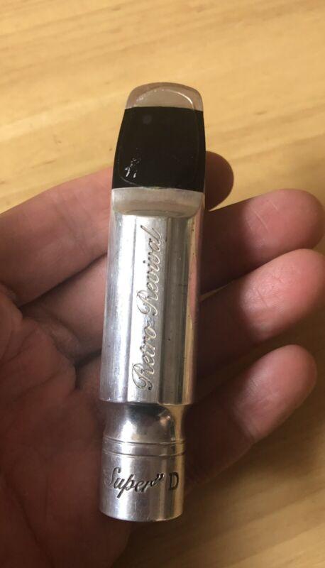 Retro Revival Super D Forida 6* tenor sax mouthpiece early Eric Falcon made