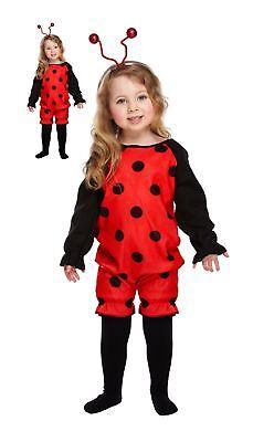 Kleinkind Lady Bug Kostüm Outfit Mädchen Kostüm Buch - Lady Bug Kleinkind Kostüm
