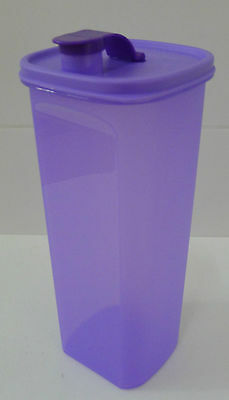 Tupperware Fridge & Freezer Fridge Water Bottle (2.0L) - Purple + Free Shipping