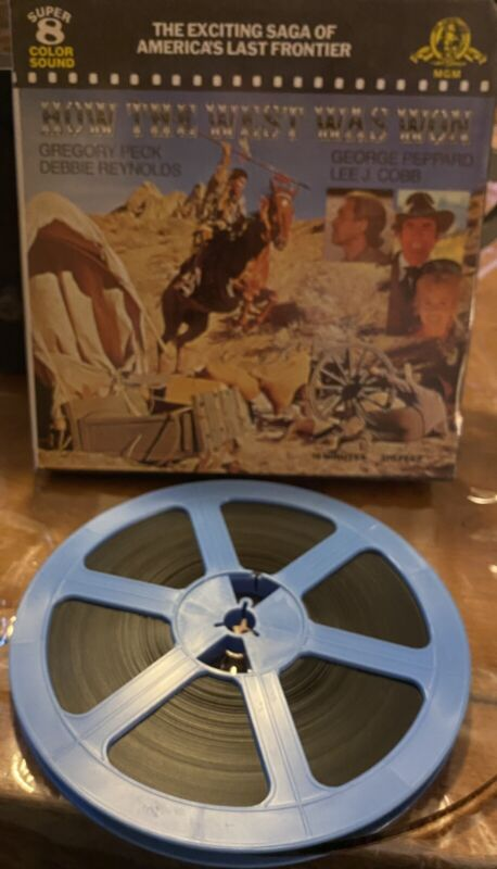 How The West Was Won 1962 Super 8mm Sound