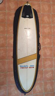 Rip curl Surfboard 7'2 & Ripcurl board Bag $275 neg Noosaville Noosa Area Preview