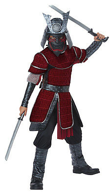 Deluxe Samurai Japanese Warrior Ninja Unisex Child Costume](Baby Samurai Costume)