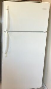 Fridge & stove set