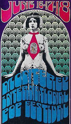 Monterey Pop  1967 Dvd Concert Film Janis Hendrix The Who