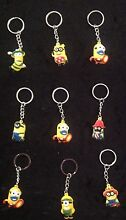 Minion key rings key chains  bulk collectable Panorama Mitcham Area Preview