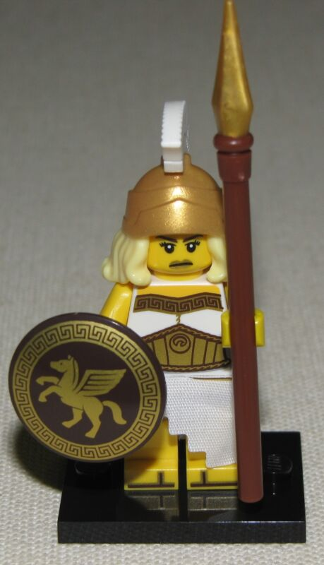 LEGO NEW SERIES 12 MINIFIGURES 71007 YOU PICK MINIFIGS UNUSED ONLINE GAME CODE  Battle Goddess