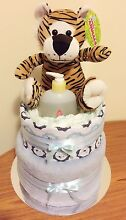 Baby boy nappy cakes Cannington Canning Area Preview