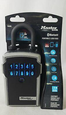 Master Lock 5440D Bluetooth Portable Lock Box