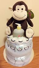 Baby boy nappy cake Cannington Canning Area Preview