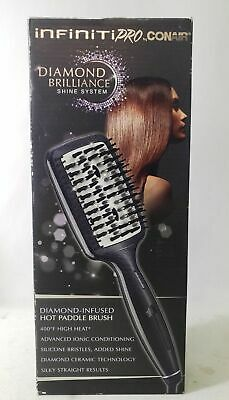 Conair - Infiniti Pro Diamond Brilliance & #174 Hot Paddle