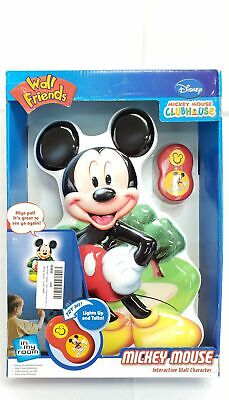 Uncle Milton Wall Friends Mickey Mouse 3D Wall Decor Interactive Character