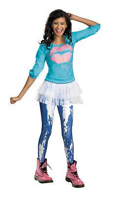 Shake It Up Rocky Classic Season 2 Child Girls Costume Disney Dress Disguise